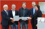 Neue Sporthalle in Bad Bentheim eröffnet - Grafschafter Nachrichten