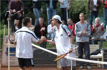hverein peilt 2. Tennis-Bundesliga an