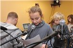Auf Sendung: Grundschüler aus Schüttorf am Mikro - Grafschafter Nachrichten