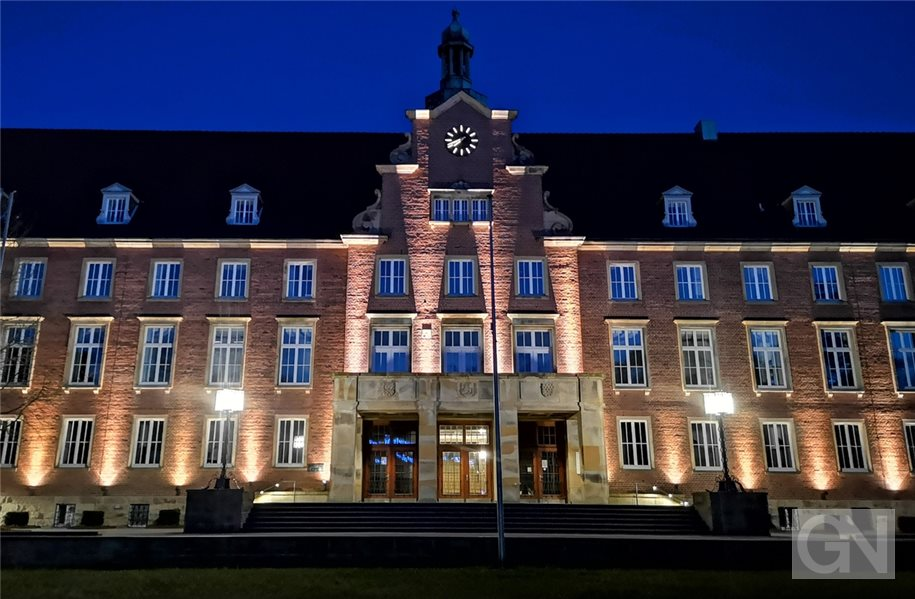 """""""Earth Hour"""": Stadt Nordhorn macht das Licht aus"""