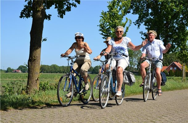 Fahrrad-4-Tage ab 8. August in Tubbergen