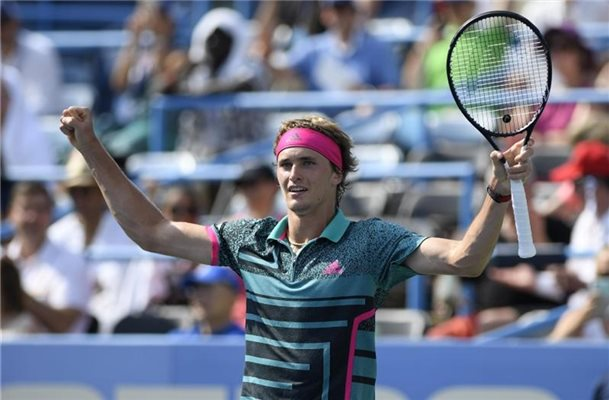 Zverev verteidigt Titel in Washington