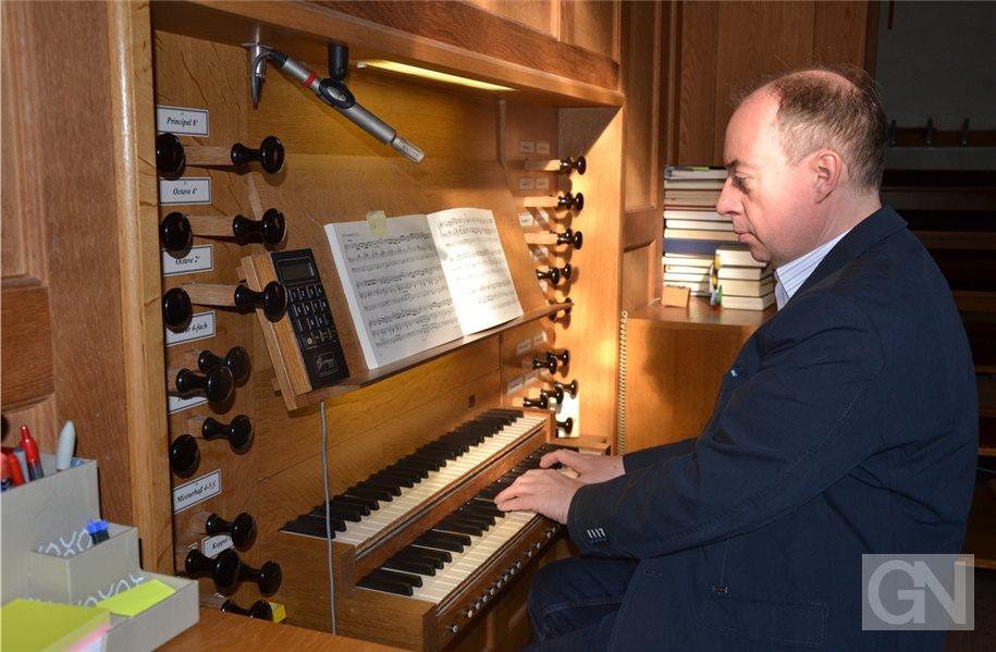 Online-Orgelmusik aus Nordhorner Kirchen