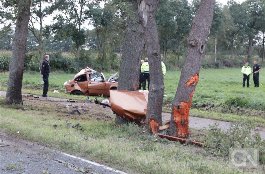 Tödlicher Verkehrsunfall zwischen Wilsum und Wielen