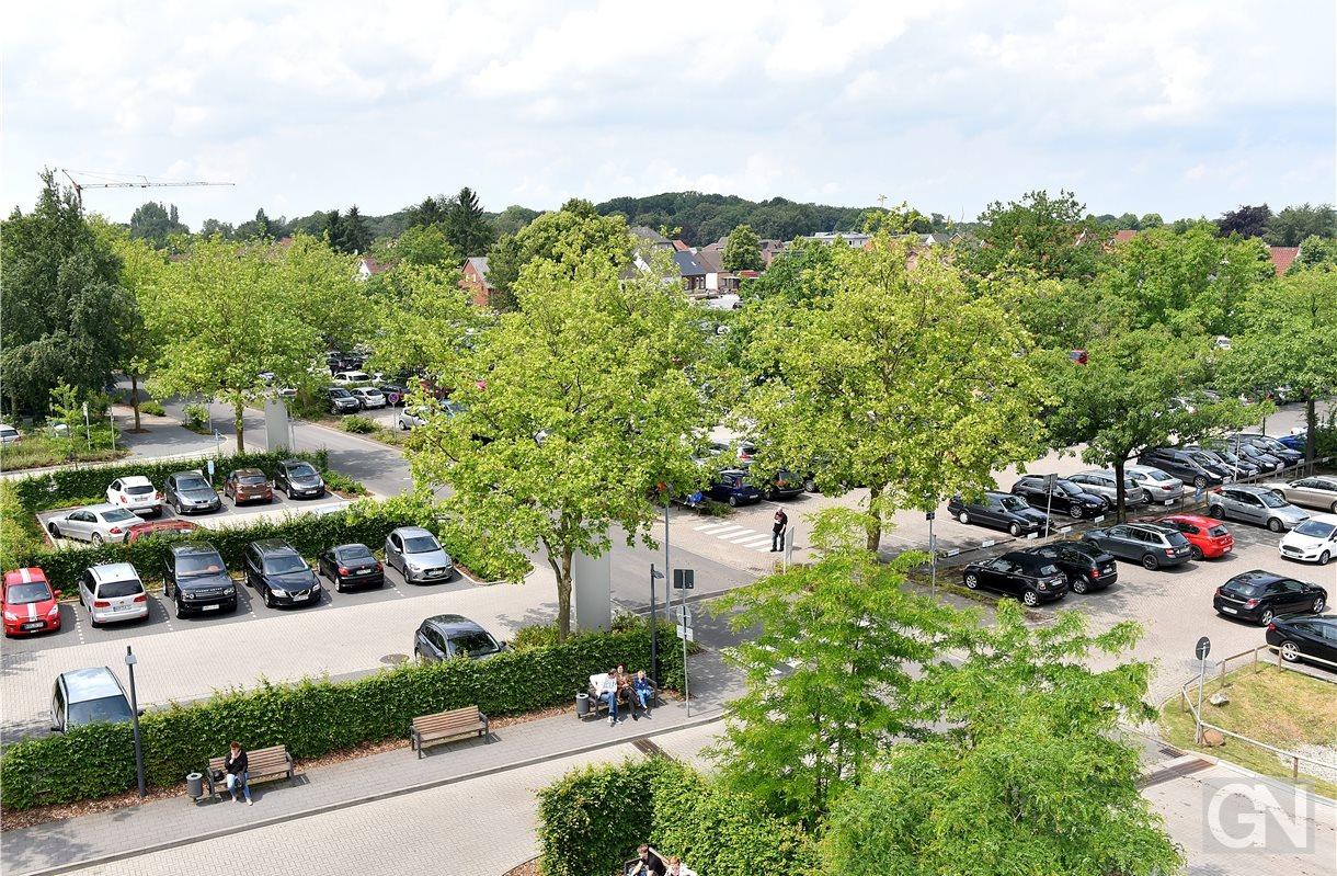 Parkplatz Der Euregio Klinik Ab Freitag Gesperrt