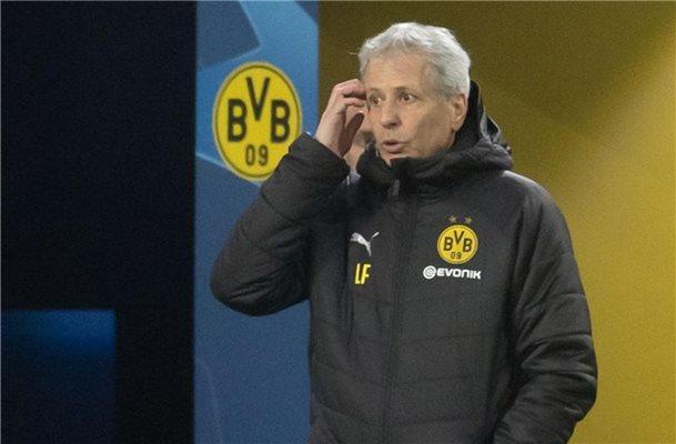 """07258c0f4b90d Favre und BVB beim """"Club"""" gefordert"""