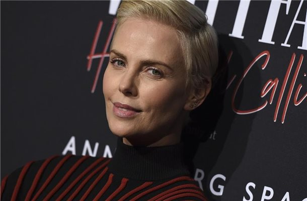 Charlize Theron steht auf Action. Foto: Jordan Strauss/Invision/dpa