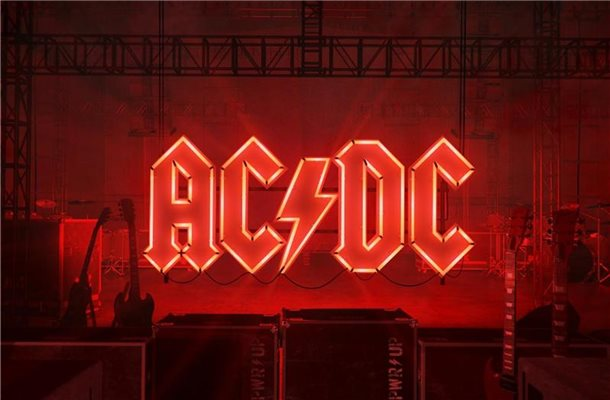"Das Cover des Albums ""Power Up"" der Band AC/DC. Foto: --/Sony Music/ Columbia/dpa"