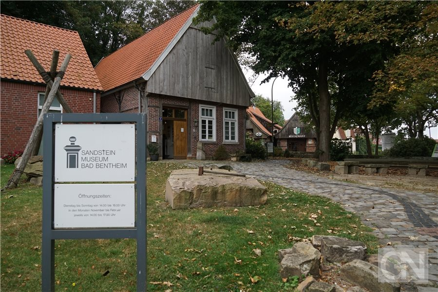 Das Sandsteinmuseum in Bad Bentheim