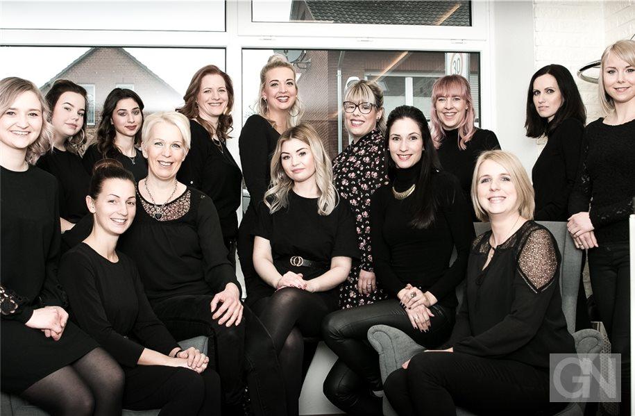 Friseur Salon UNIcut: Mit großer Harmonie im Team