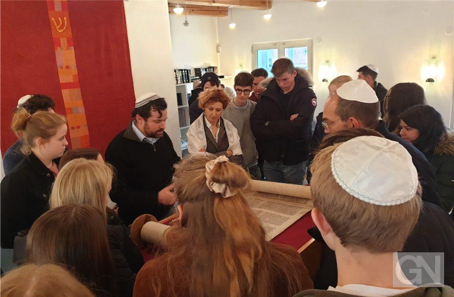 Israelische Jugendliche zu Gast in Nordhorn