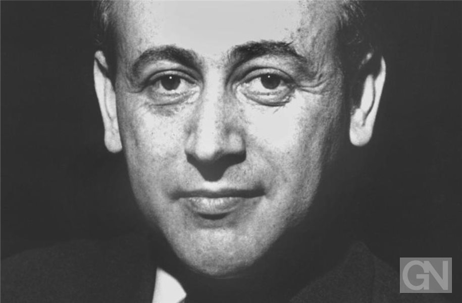 Der Lyriker Paul Celan wäre am 23. November 100 Jahre alt geworden. Foto: Willi Antonowitz/dpa