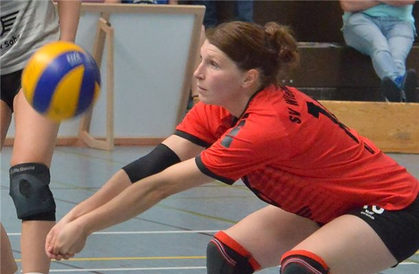 SVW baut Spitzenposition in Volleyball-Regionalliga aus
