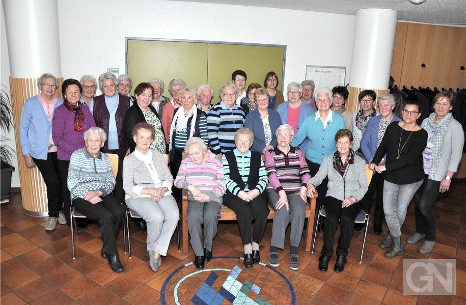 Frauengemeinschaft Lohne zählt 880 Mitglieder