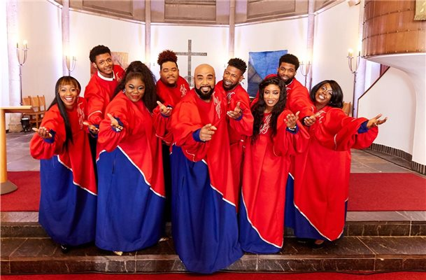 """New York Gospel Stars"" gastieren in Nordhorn"