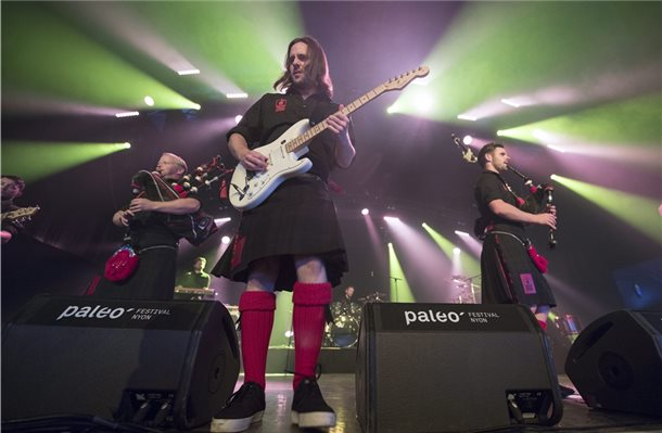 """Night of Kilts"": Dudelsack trifft Rock 'n' Roll"