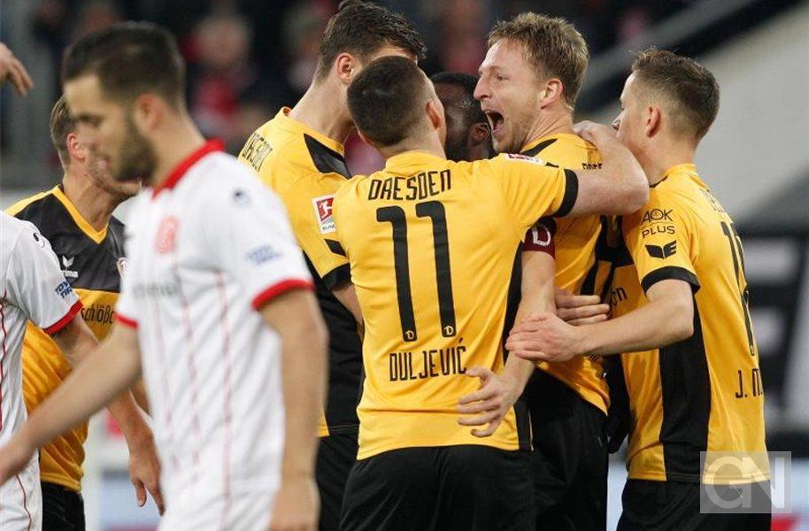 Dynamo Dresden Gegen Düsseldorf