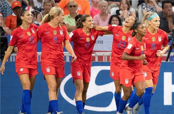 """Happy birthday dear Alex"": US-Party auch ohne Rapinoe"