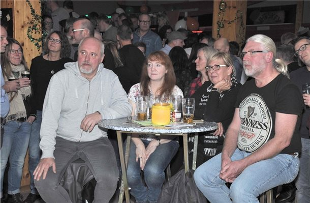 """Irish Pub-Feeling"" in Neugnadenfeld"