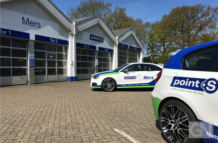 Point S Mers Allrounder beim Thema Auto