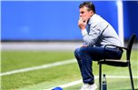 Dieter Hecking muss beim Hamburger SV wohl gehen. Foto: Stuart Franklin/Getty Images Europe/Pool/dpa