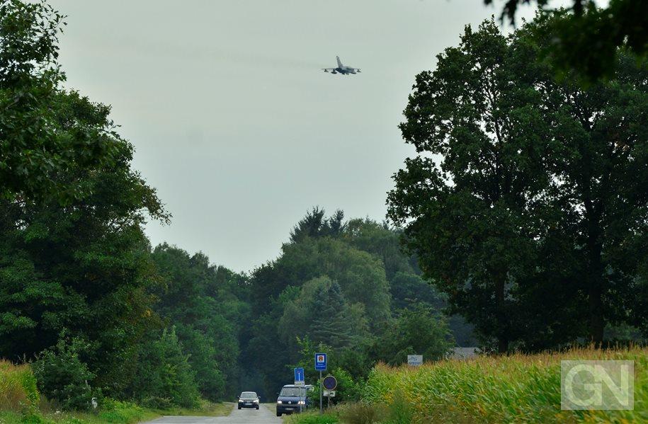 Ab nächster Woche erhöhter Flugbetrieb auf Nordhorn Range