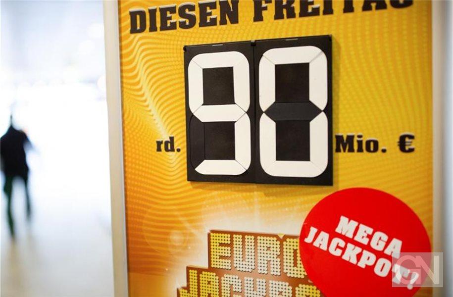 Eurojackpot Deutschland Ergebnisse