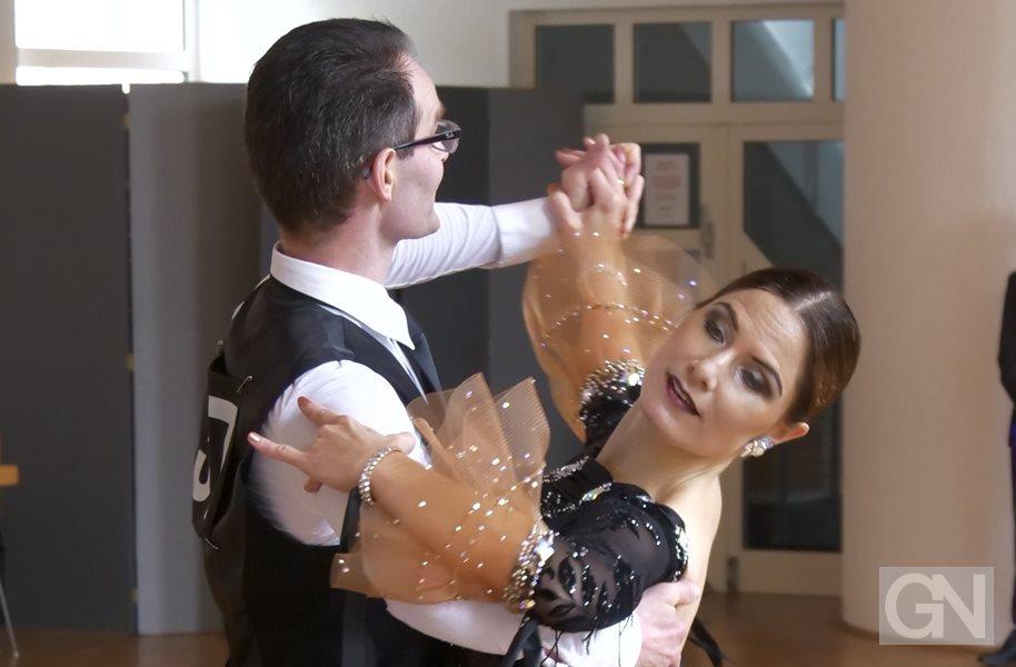 Tanzpaar Koning krönt Saison mit dem Landesmeister-Titel