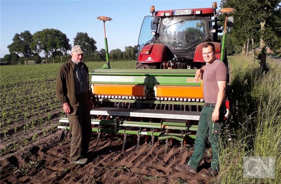 Jäger und Landwirte in Wilsum: Gemeinsam für den Naturschutz