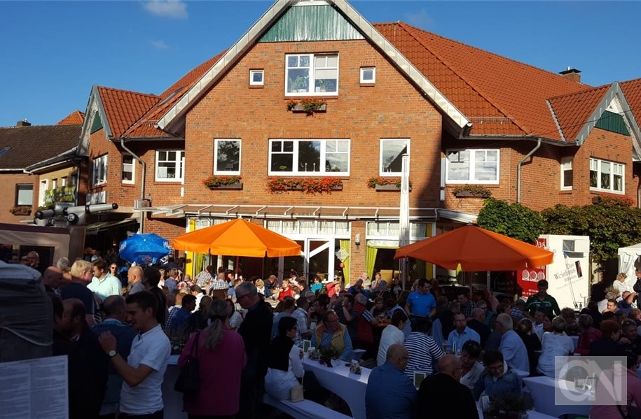 Bier- und Weinfest am 4. und 5. August in Uelsen