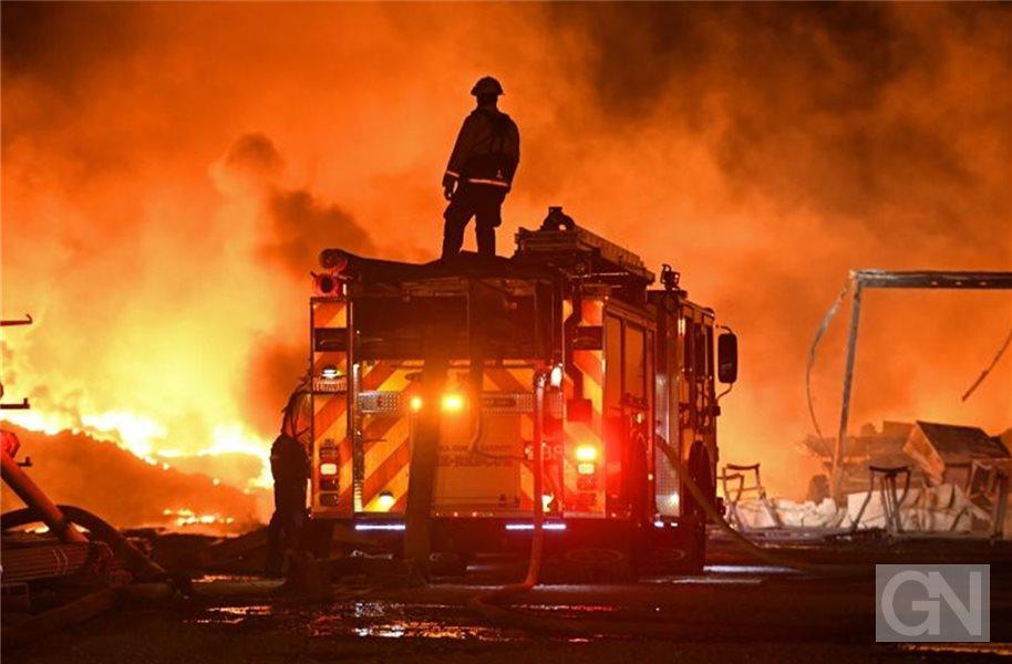 Mercure Online Traumatisierte Feuerwehrleute