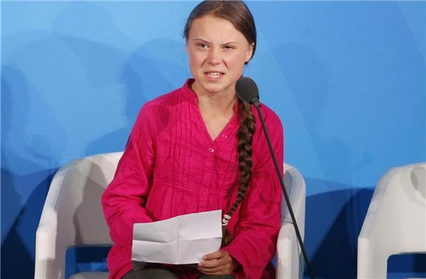 Greta Thunberg erhält den Alternativen Nobelpreis