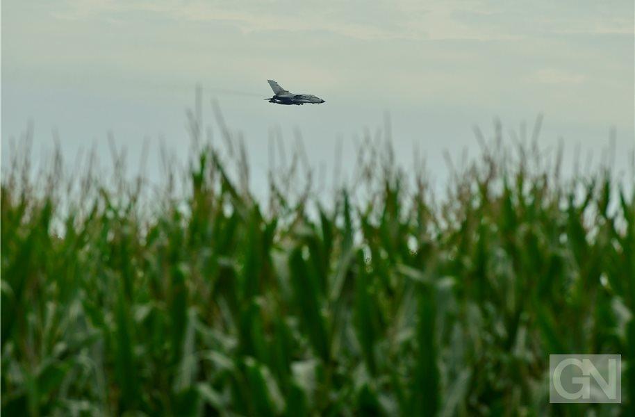 Flugbetrieb nordhorn range