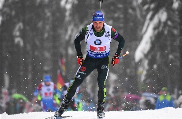 Neu-Papa Erik Lesser will in Antholz WM-Norm knacken