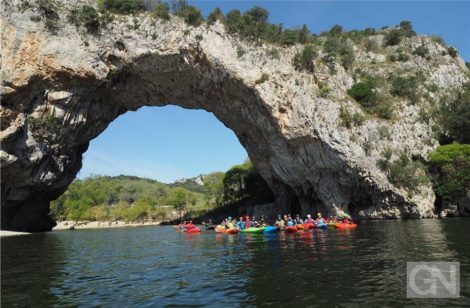 Von Euregiokanurallye bis zu Wildwasser in Südfrankreich