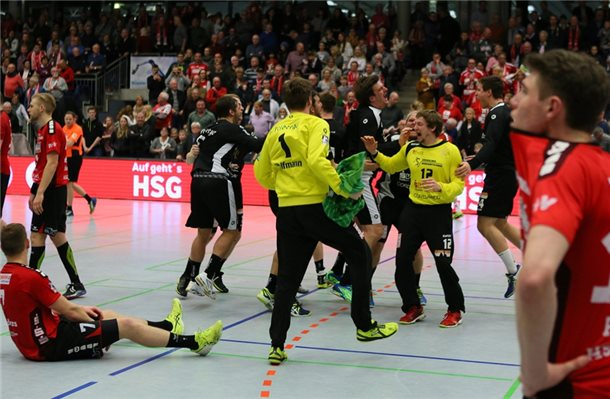 Die HSG will in Dresden Revanche