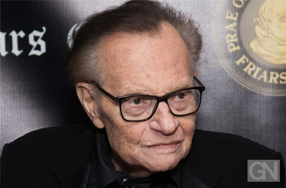 Larry King ist nach Medienberichten an Covid-19 erkrankt. Foto: Charles Sykes/Invision/AP/dpa