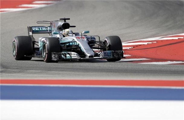 Hamilton erobert Pole Position in Austin vor Vettel