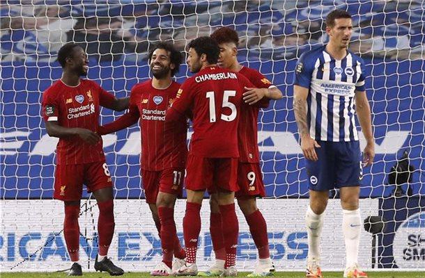 Fc Liverpool Bleibt Mit Heimsieg Gegen Sheffield United Auf Titel