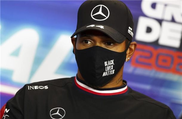 Mercedes-Superstar Lewis Hamilton sieht auch Chancen in einem Rennen in Saudi-Arabien. Foto: Joe Portlock/Getty Pool/AP/dpa