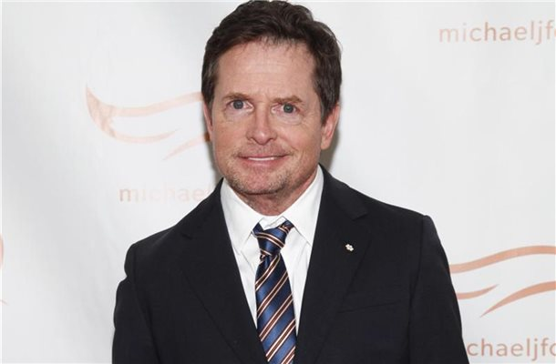 Michael J. Fox nimmt 2018 an der Benefiz-Gala der Michael J. Fox Foundation in New York teil. Foto: Andy Kropa/Invision/AP/dpa