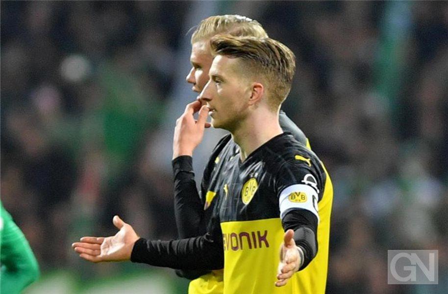 Mindestens vier Wochen Pause für BVB Kapitän Reus