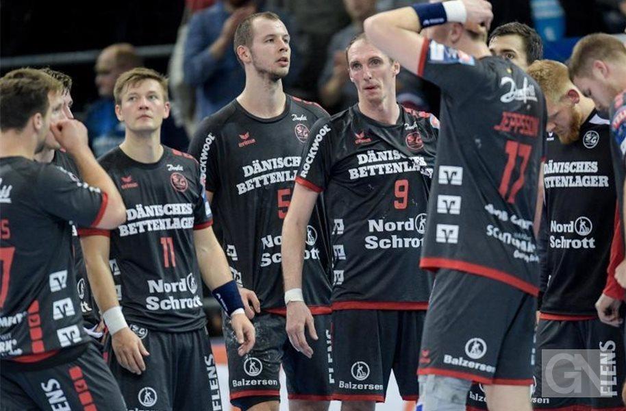 Flensburg chancenlos beim 20:27 gegen Paris Saint-Germain