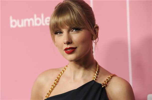 "Nach ""Folklore"" kommt jetzt ""Evermore"": Taylor Swift. Foto: Chris Pizzello/Invision/AP/dpa"