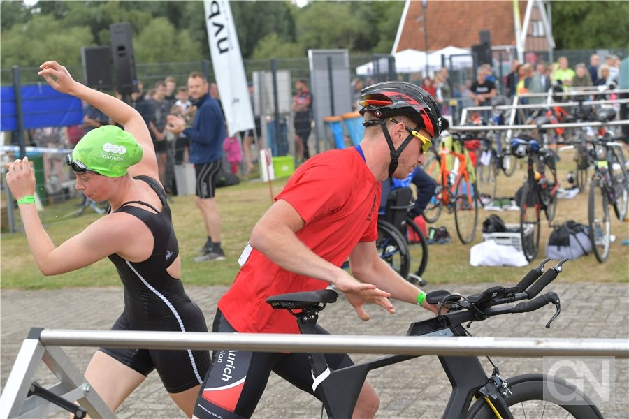 Nordhorner Triathlon Staffel