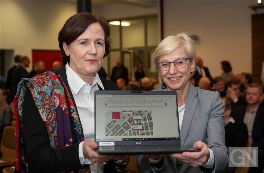 Digitaler Denkmalatlas startet mit Nordhorn