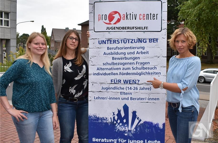"""Pro-Aktiv-Center hilft bei """"verrutschten"""" Schulbiografien"""