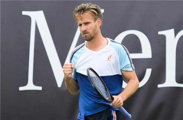 Gojowczyk gewinnt Achtelfinal-Partie in Washington