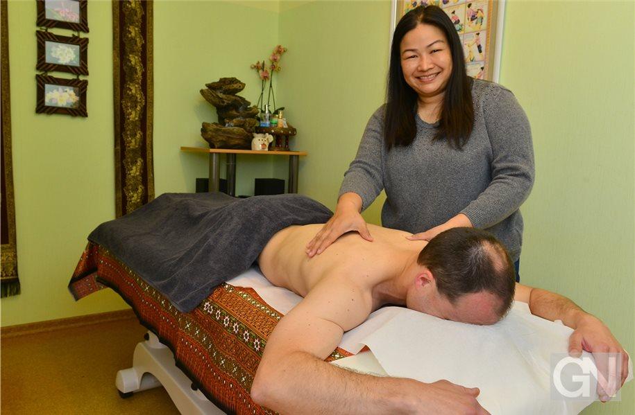Geile Thaimassage