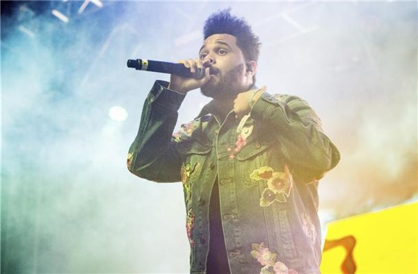 The Weeknd ging bei den Grammy-Nominierungen leer aus. Foto: Amy Harris/Invision/AP/dpa